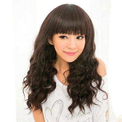 ☆雙兒網☆HOT!材質再升級新耐熱假髮【MX052】三管電棒捲泡麵頭假髮