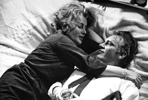 WhoS Afraid Of Virginia Woolf Elizabeth Taylor Richard Burton 1966 Photo Print (14 x 11) bcf04800f3cbe08ca3f7923b663dcca9