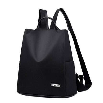 後背包 後背包女2020新款潮正韓時尚潮牛津帆布休閒百搭女士背包旅行包『MY604』