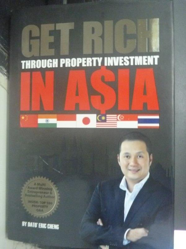 ~書寶 書T2/投資_ZIM~Get Rich in Asia_Eric Cheng