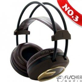 Fischer Audio FA-006 可換線耳罩式耳機