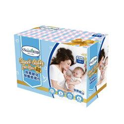 【加贈沙棘雪花膏10ML】貝恩 嬰兒保養柔濕巾80抽12入(箱購/新生賀禮/彌月/彩盒裝)