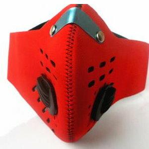 美麗大街【ML106082414】活性炭山地自行車口罩公路防塵面罩裝備防霧霾抑制PM2.5
