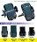 時尚星 汽車CD口專用手機夾(1入) cd手機架 適用IPhone5 6+ SONY HTC等手機座 多功能手機架 高CP值手機族必買 2