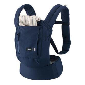 【悅兒園婦幼生活館】Combi 康貝 Join 舒適減壓腰帶式背巾-海軍藍