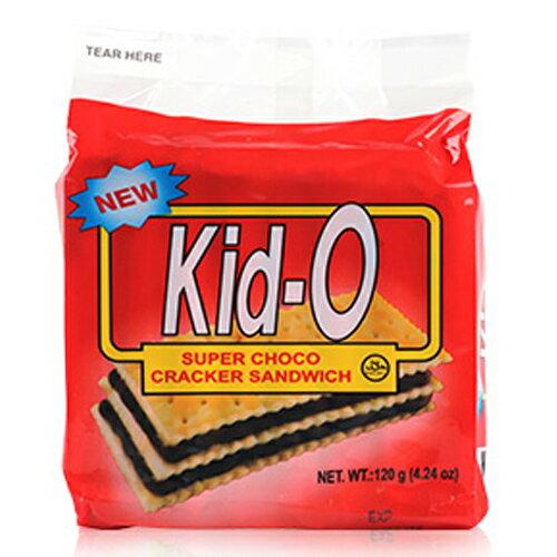 Kid-O 日清 純巧克力三明治 120g