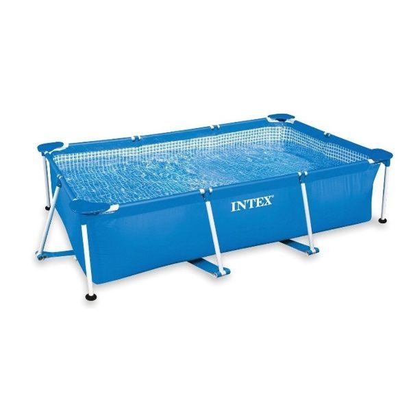 【美國INTEX】戲水系列-超大方形框架游泳池28272