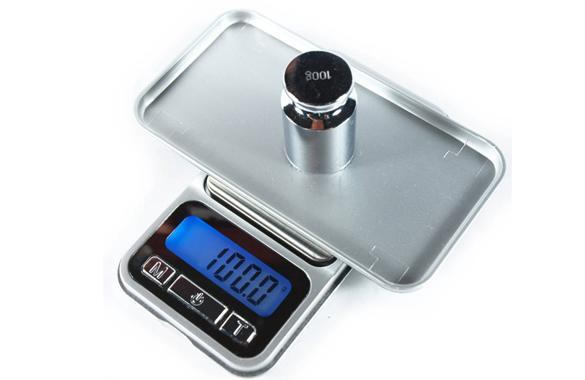 0.01g x 100g Digital Pocket Jewelry Scale Diamonds Balance Weight Lab LCD 5