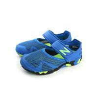 New Balance 美國慢跑鞋/跑步鞋推薦New Balance 娃娃鞋 休閒鞋 藍色 童 no254