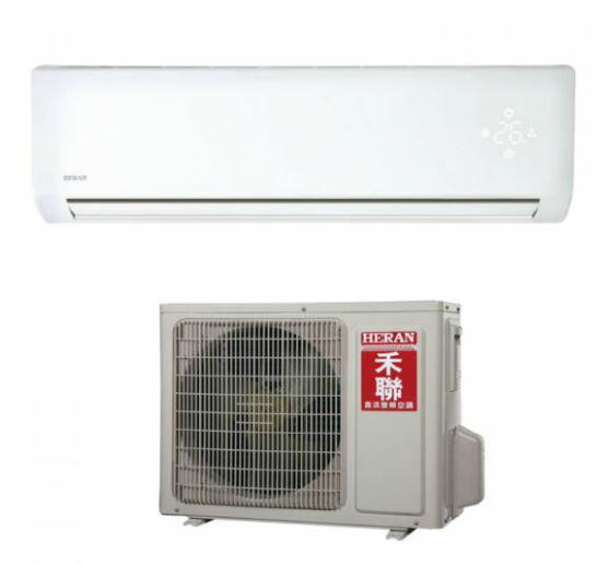 HERAN 禾聯 R410 豪華型 NP系列分離式冷專型冷氣 HI-NP63/HO-NP63