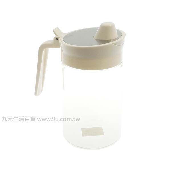 【九元生活百貨】美廚玻璃料理油壺-380ml 調味罐 玻璃油罐