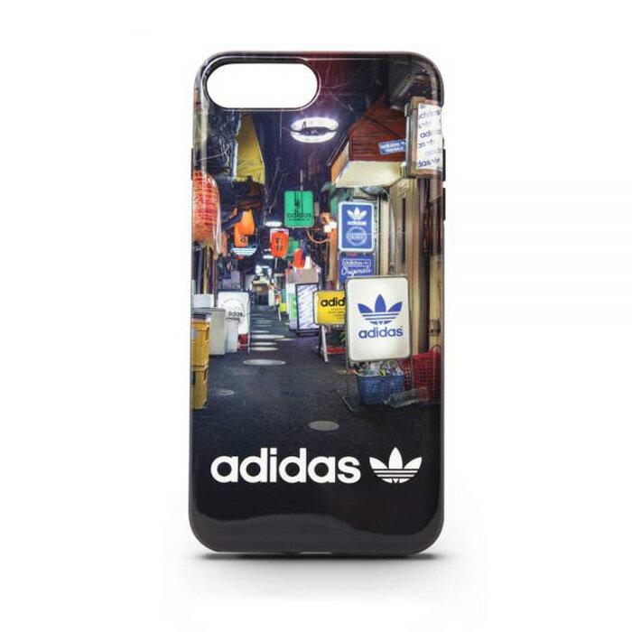 【adidas Originals】4.7吋/5.5吋 iPhone 7/PLUS/i7/i7+ TPU 軟殼 街頭版設計 街景 背蓋/手機套/保護套/手機殼