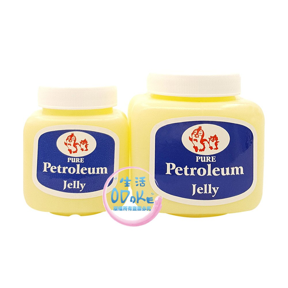帝通凡士林 4OZ(112g) Pure Petroleum Jelly 潤膚膏 滋潤保養用【生活ODOKE】