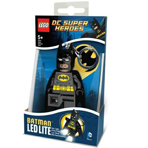 【 LEGO 樂高積木 】LED 燈鑰匙圈 - 蝙蝠俠