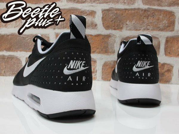 BEETLE NIKE AIR MAX TAVA 黑白 白勾 點點 復古 經典 男鞋 休閒鞋 705149-005 2