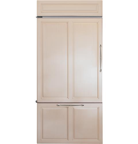 美國GE奇異 ZIC360N (左開/右開) 36吋崁入式上冷藏冰箱(609L) (崁門板)【零利率】 ※熱線07-7428010
