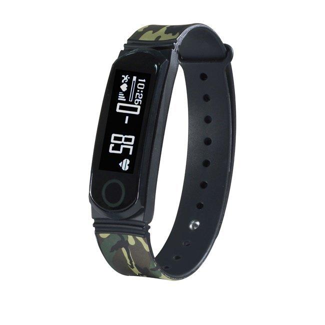 【新風尚潮流】 i-gotU Q-66 Q-Band EX 藍牙 智慧 健身 手環 Q66