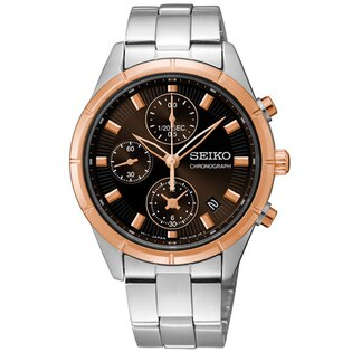 SEIKOCS都會時尚計時女錶SNDX46P1(7T92-0PM0C)