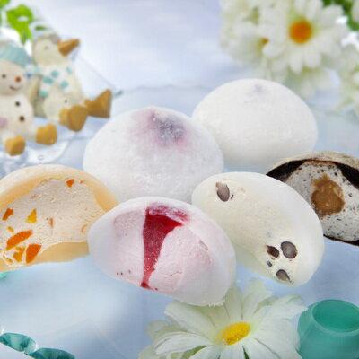 【巧味現烤烘焙】日式冰淇淋麻糬