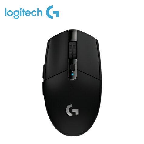 羅技 G304 Lightspeed 無線遊戲滑鼠/黑色/無線/12000dpi/6鍵自訂 商品特色