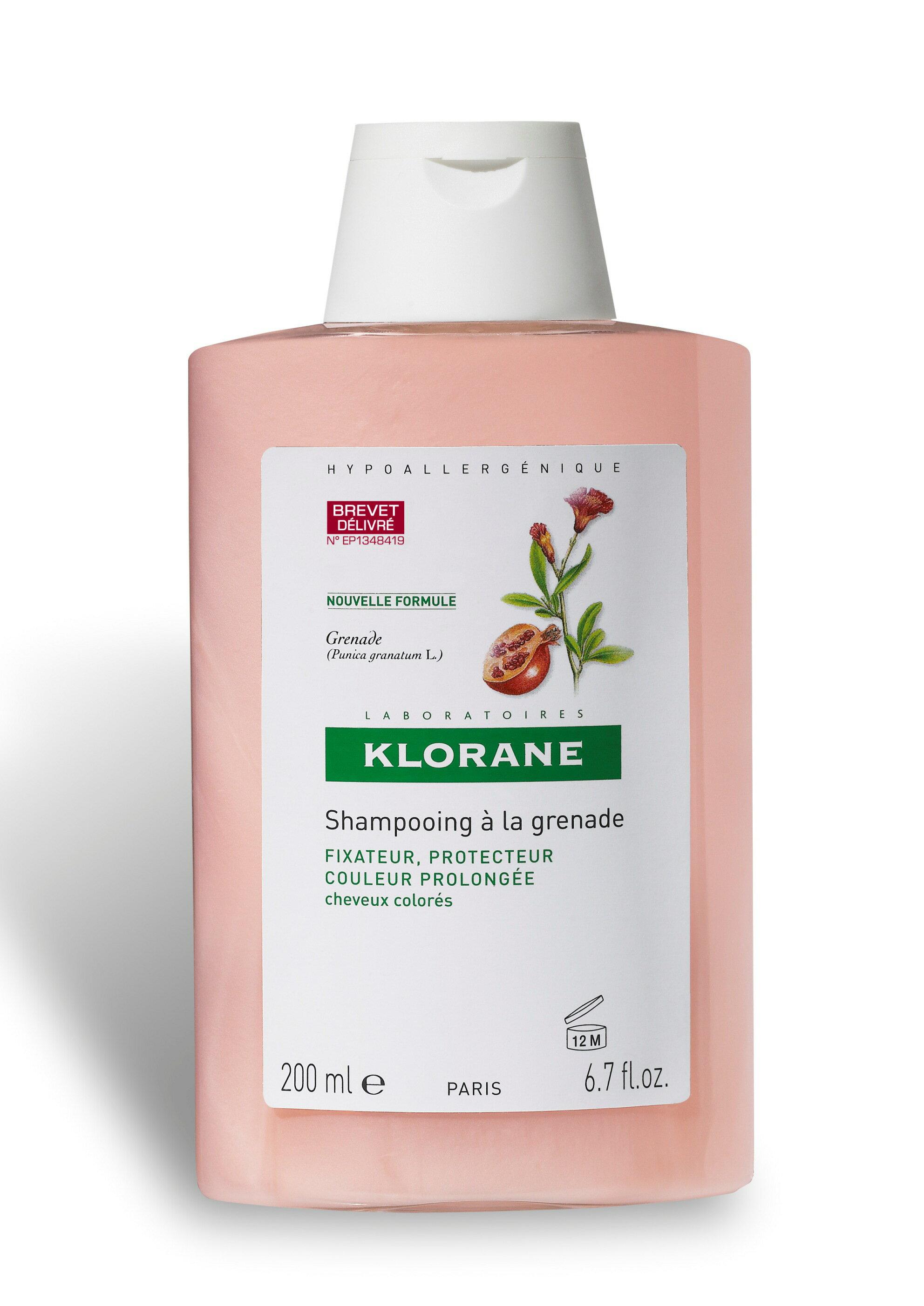 蔻蘿蘭 滋養修護洗髮精200ml