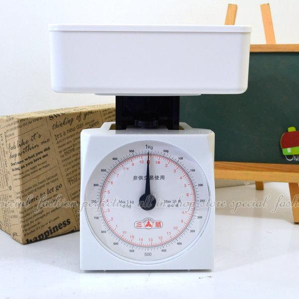 三箭牌料理秤1KGS 免電池 非電子秤 彈簧秤 食品秤HI103【GN480】◎123便利屋◎
