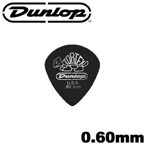 【非凡樂器】Dunlop TortexR Pitch Black Jazz III pick 小烏龜霧面彈片/吉他彈片【0.60mm】