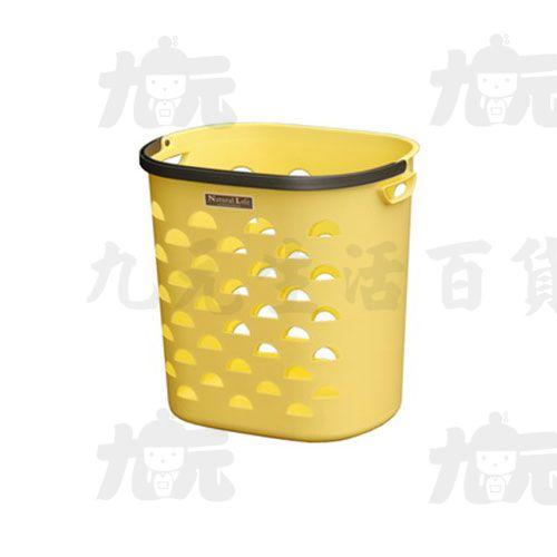【九元生活百貨】聯府F118彩莎衣物籃置物籃
