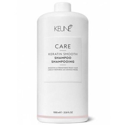 KEUNE C8飄逸洗髮精+壓頭 1000ml 長直髮用