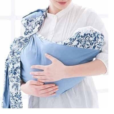 『121婦嬰用品館』六甲村 樂活愛兒揹巾(星空葉印) - 限時優惠好康折扣