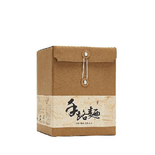 【手路麵】文創組盒(手路麵3入/每入70克+手路麵線2入4人份/每入140克)