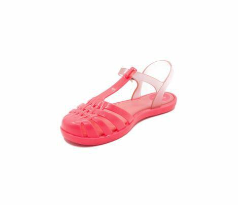 [陽光樂活]Zaxy(童)Dream Sandal Kid- 果凍 羅馬涼鞋-ZA8178490230 鮮豔黃