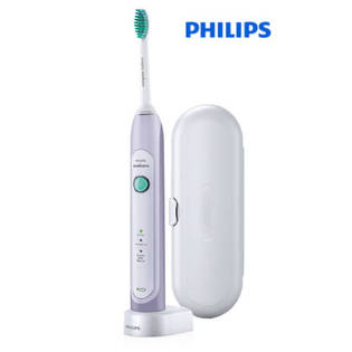 【送雙層保溫飯盒】PHILIPS 飛利浦 HX6721/33 Sonicare充電式音波震動牙刷