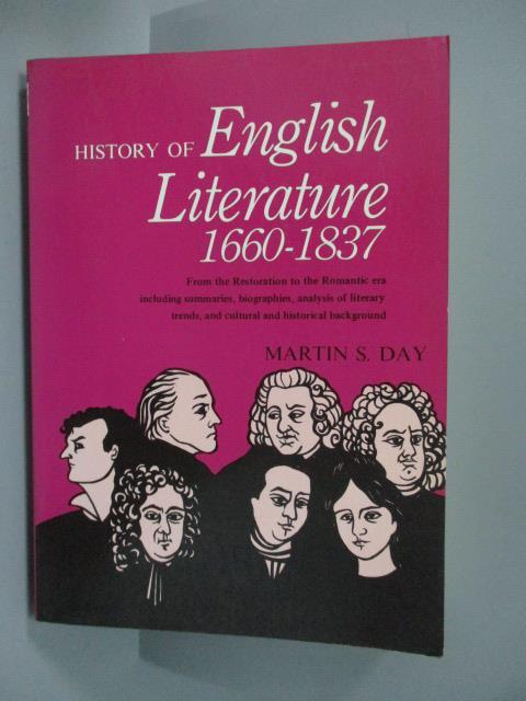 ~書寶 書T7/歷史_ICS~History of English Literature