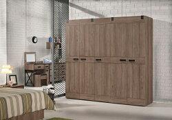 【 尚品傢俱】CM-552-1 哈珀6.7尺組合衣櫥(全組)