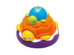 日本【ToyRoyal 樂雅】  洗澡玩具 -烏龜