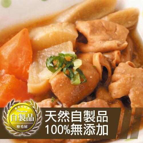 日式豬腸煮物