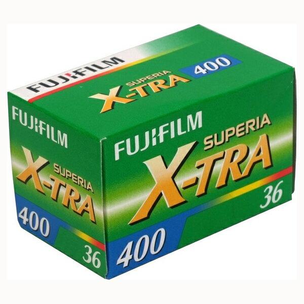 Fujifilm 富士 Superia X-tra 400 彩色負片 135專用底片 HOLGA LOMO
