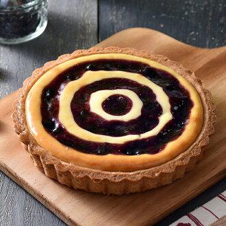 藍莓乳酪派(6吋)★蘋果日報 母親節蛋糕【布里王子】