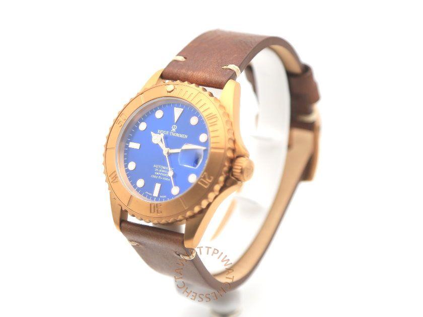 REVUE THOMMEN 梭曼 Diver XL Automatic Men's Watch REF. 17571.2595 3
