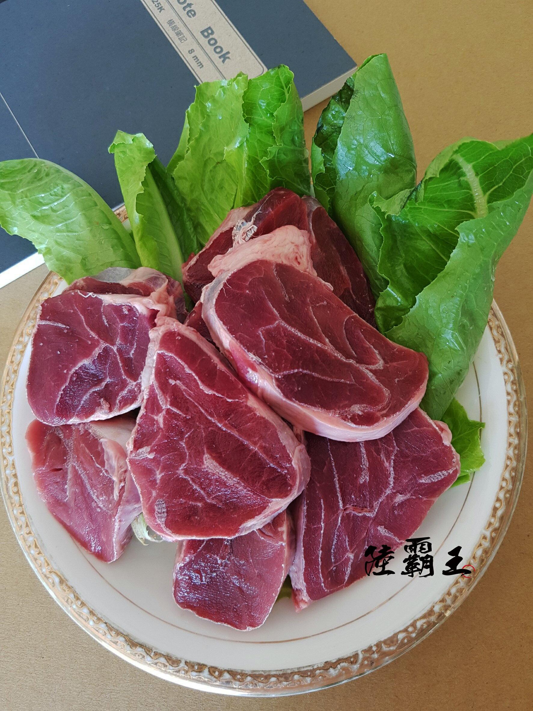 ☆牛腱切片☆頂級澳洲牛肉 450g±10g/包 半筋半肉適合滷.燉.紅燒牛肉專用