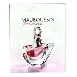 Mauboussin夢寶星 瑰麗女性淡香精 0.6ml【A007070】《Belle倍莉小舖》