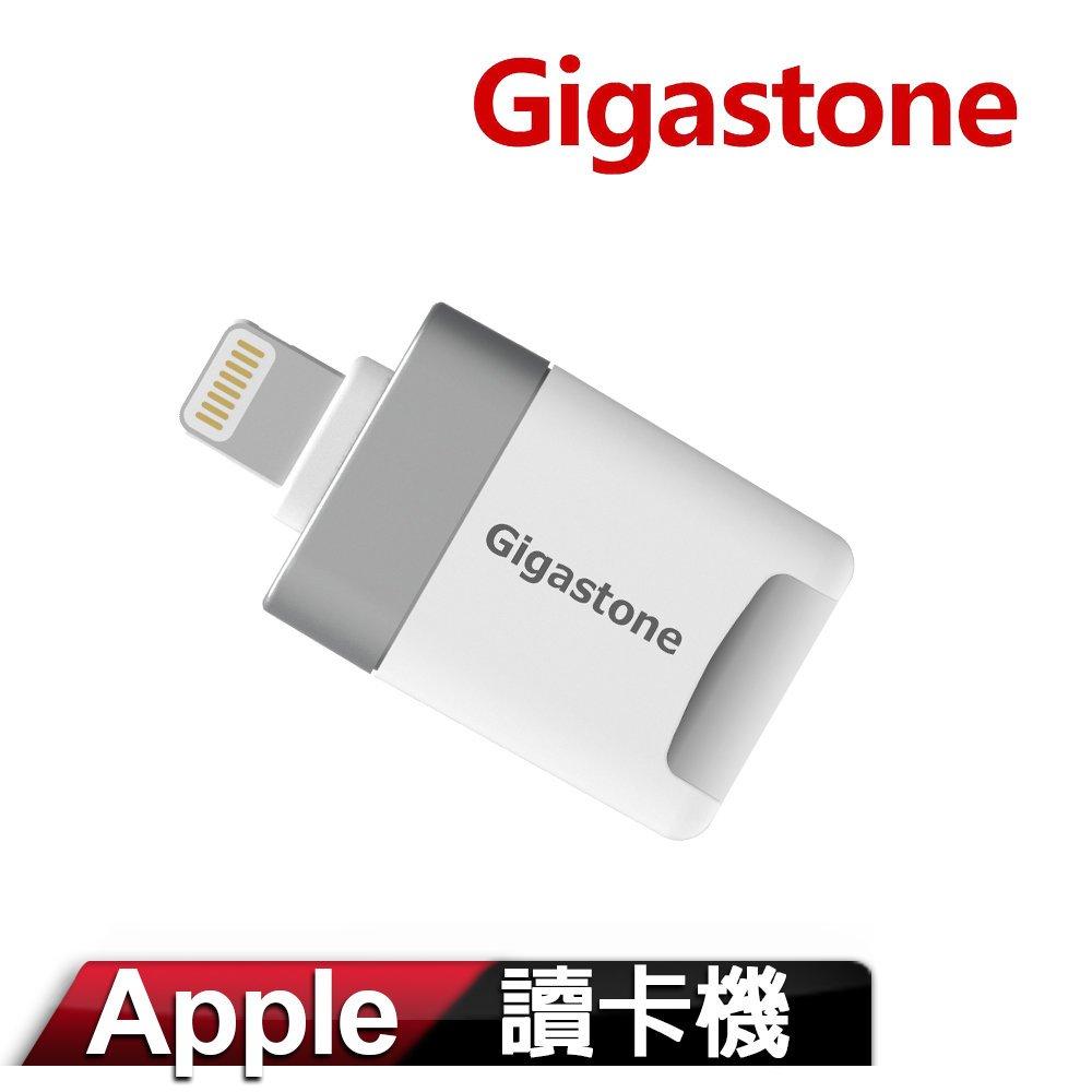 【新風尚潮流】Gigastone i-FlashDrive MicroSD Apple讀卡機 CR-8600