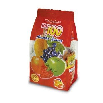 一百份 綜合QQ糖(馬來西亞熱銷水果軟糖)