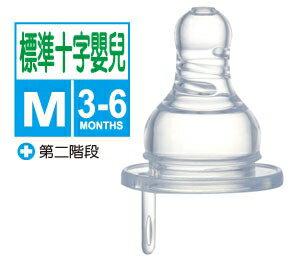 『121婦嬰用品館』辛巴 防脹氣標準十字奶嘴  4入 0