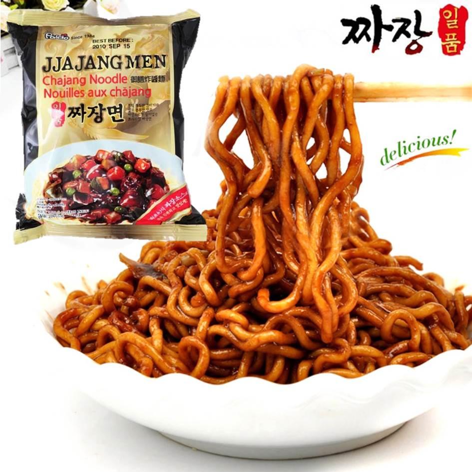 【paldo八道】韓國御膳炸醬麵 單包 200g 韓國進口 速食湯麵