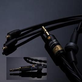 志達電子 黑曜石-MMCX SHURE、UE900「黑曜石+ Obsidian Cable Plus」手工自製 耳機線 升級線(SE846?UE900適用)