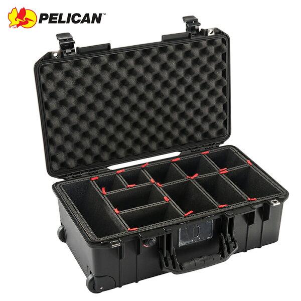 ◎相機專家◎Pelican1535AirTP超輕防水氣密箱(TrekPak隔板組)拉桿帶輪可手提登機公司貨