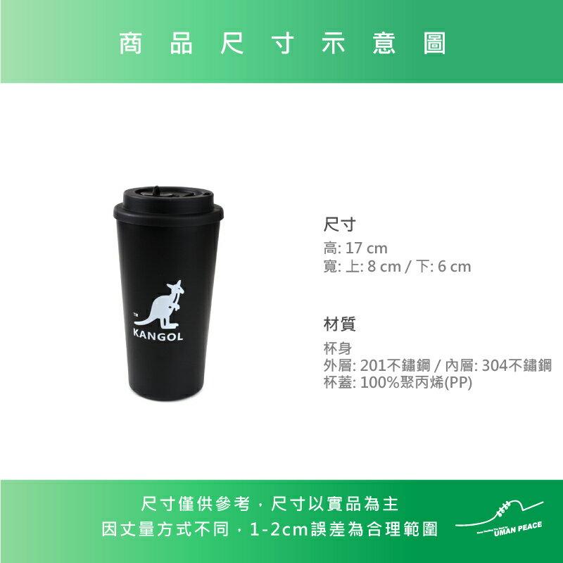 KANGOL 咖啡杯 黑色 6925360320 noA31 3