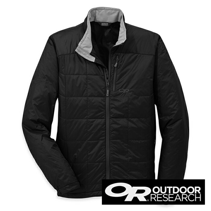 Outdoor Research NEOPLUME 男 PRIMALOFT 保暖夾克『黑』|保暖外套 57735